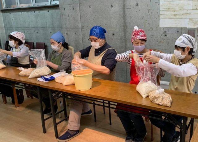 MAIDO屋イベント 白味噌作り教室